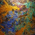 Acrylics by Wen Shu Sheng Jing