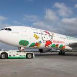 Hello Kitty EVA Airlines