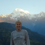 Me and Annapurna South