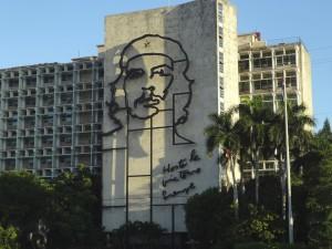 Che at Revolution Square