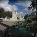 José Martí Square in Cienfuegos