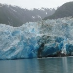 Marjorie Glacier in Tracy Arm