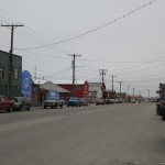 Front Street, downtown Nome