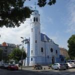 Elizabeth's Blue Church