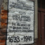 Generations of Jewish families who lived in Kraków before Holocaust.