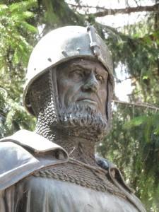Grand Master von Feuchtwangen, conquered Danzig