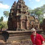 Banteay Srey, the Citadel of the Women