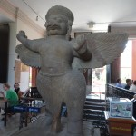 Garuda - large bird-like creature