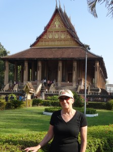 Ho Phra Keo Temple