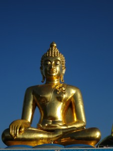 Golden Buddha of Chiang Saen