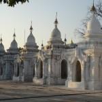 Kuthodaw Pagoda - 729 marble slabs