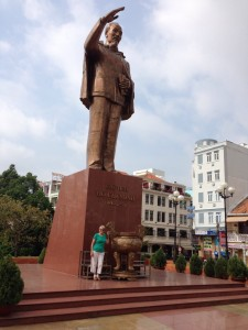 Ho Chi Minh in Can Tho