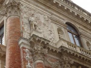 Palazzo del Capitaniato, designed by Palladoio, 1571