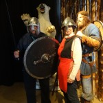 Fun at the Saga Museum