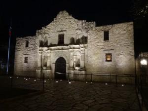 Mission San Antonio de Valero - The Alamo