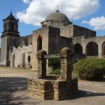 Mission San Jose, built in 1720