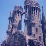 Sagrada Família 1972