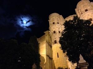 Málaga Cathedral awaits its faithful