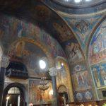 Interior of St. Nedelya, Holy Sunday Church