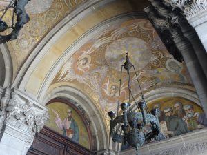 Interior Alexander Nevsky Cathedral