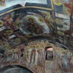 Frescoes Kalista Cave Monastery