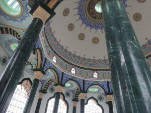 Interior Muslim Bektashi