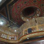 Interior King Mosque