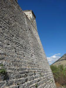 Ali Pasha's fortress at Porto Palermo