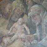 Fresco of circumcision of Jesus